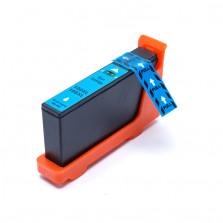 Cartucho de Tinta Compatível com LEXMARK 100XL 105XL 108XL - Ciano 11,5ml