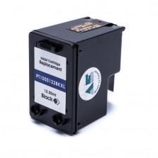 Cartucho de Tinta Microjet Compatível com HP 122XL - Preto 12ml