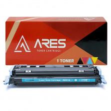 Toner Ares Compatível com HP Q6001A 2600 - Ciano 2K