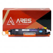 Toner Ares Compatível com HP CP1025 M175 CE311 CF351 - Ciano 1K