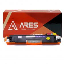 Toner Ares Compatível com HP CP1025 M175 CE312 CF352 - Amarelo 1K
