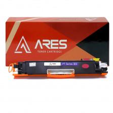 Toner Ares Compatível com HP CP1025 M175 CE313 CF353 - Magenta 1K