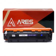 Toner Ares Compatível com HP CC531 CE411 CF381 - Ciano 2.8K