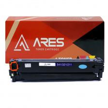 Toner Ares Compatível com HP CP1215 CM1514 CB541 - Ciano 1.4K