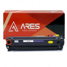 Toner Ares Compatível com HP CP1215 CM1514 CB542 - Amarelo 1.4K