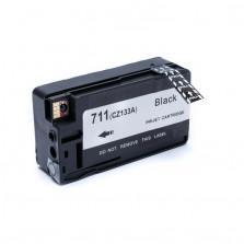 Cartucho de Tinta Compatível com HP 711XL - Preto 80ml