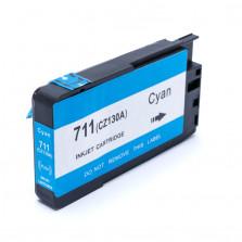 Cartucho de Tinta Compatível com HP 711XL - Ciano 29ml