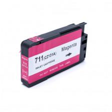 Cartucho de Tinta Compatível com HP 711XL - Magenta 29ml