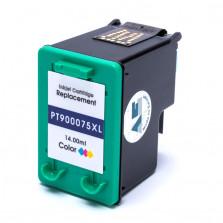 Cartucho de Tinta Microjet Compatível com HP 75XL - Colorido 14ml