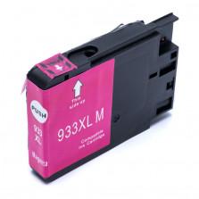 Cartucho de Tinta Compatível com HP 933XL - Magenta 13ml