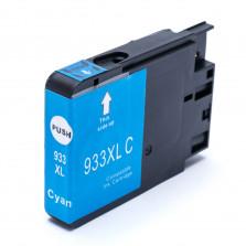 Cartucho de Tinta Compatível com HP 933XL - Ciano 13ml