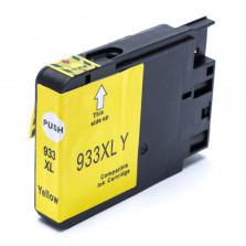 Cartucho de Tinta Compatível com HP 933XL - Amarelo 13ml