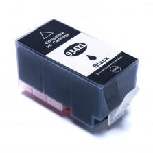 Cartucho de Tinta Compatível com HP 934XL - Preto 58ml