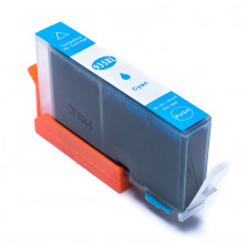 Cartucho de Tinta Compatível com HP 935XL - Ciano 16ml