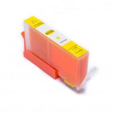 Cartucho de Tinta Compatível com HP 935XL - Amarelo 16ml
