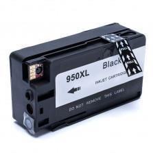 Cartucho de Tinta Compatível com HP 950XL - Preto 75ml