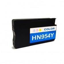 Cartucho de Tinta Compatível com HP 954XL - Amarelo 30ml
