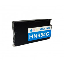 Cartucho de Tinta Compatível com HP 954XL - Ciano 30ml