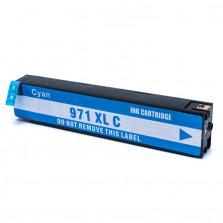Cartucho de Tinta Compatível com HP 971XL - Ciano 70ml