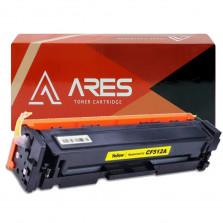 Toner Ares Compatível com HP CF512A 204A M180NW - Amarelo 0.9K