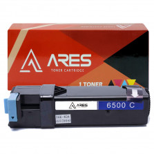 TONER COMPATÍVEL COM XEROX PHASER 6500 6505 CIANO 2.5K 106R01594 - ARES