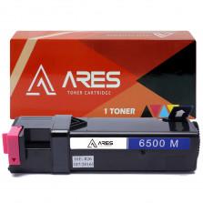 TONER COMPATÍVEL COM XEROX PHASER 6500 6505 MAGENTA 2.5K 106R01595 - ARES