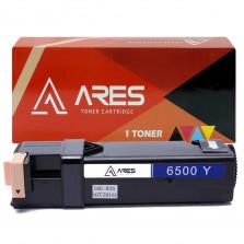 TONER COMPATÍVEL COM XEROX PHASER 6500 6505 AMARELO 2.5K 106R01596 - ARES