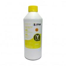 Tinta Xfull Ultra Corante Universal para HP - Amarelo 1 Litro