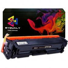 Toner Byqualy Compatível com HP CF510A 204A M180NW - Preto 1.1K
