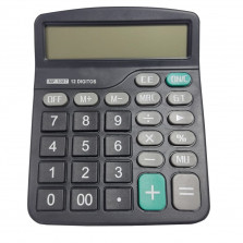 Calculadora de mesa 12 dígitos