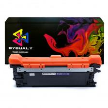 Toner Compatível HP cp3525 ce251a ce401a Ciano 7k - BYQUALY