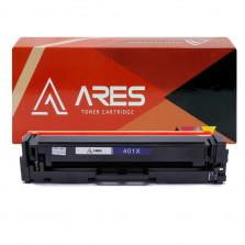 Toner Ares Compatível com HP CF401X - Ciano 2.3K