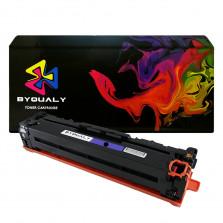 Toner Byqualy Compatível com HP 202A CF500A M254 M281 - Preto 1.4K
