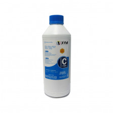 Tinta Xfull Ultra Corante Universal para HP - Ciano 1 Litro