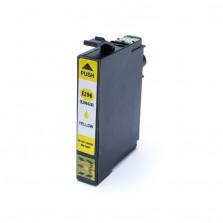 Cartucho de Tinta Compatível com EPSON T2964 T296420 XP231 XP431 XP241 XP441 - Amarelo 9,5ml