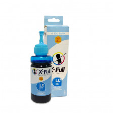 Tinta XFull Ultra para EPSON ECOTANK - Light Cyan 100ML