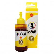 Tinta XFull Ultra para EPSON ECOTANK - Amarelo 100ML