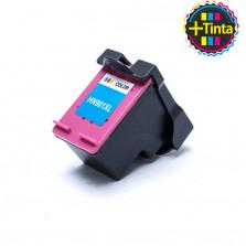 CARTUCHO DE TINTA COMPATÍVEL COM HP 901XL COLOR CC656AB J4550 J4680