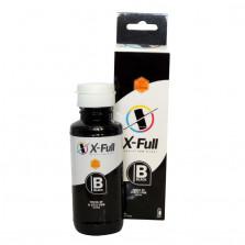 Tinta XFull Ultra GT51 GT52 para HP Deskjet GT 5822 - Preta 90ML