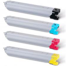 KIT Toner Compatível K809, C809, M809, Y809