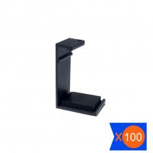 CLIP SÉRIE 3000 PACOTE COM 100
