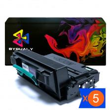 Kit 5 Toner D203U 15k Compatível BYQUALY