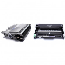 KIT TONER BROTHER TN450 + UNIDADE DE CILINDRO DR420 BYQUALY