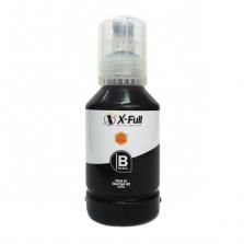 Tinta Xfull 504 para EPSON ECOTANK L4150 L4160 L6171 L6161 L6191 - Preta 127ml