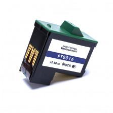 Cartucho de Tinta Microjet Compatível com LEXMARK 16 10N0016 - Preto 12,5ml
