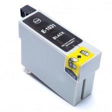 Cartucho de Tinta Compatível com EPSON TO1031 T40W TX600FW TX550W - Preto