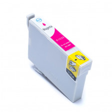 Cartucho de Tinta Compatível com EPSON TO1033 T40W TX600FW TX550W - Magenta 14ml
