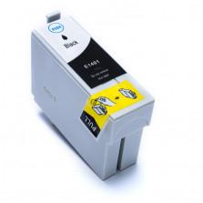 Cartucho de Tinta Compatível com EPSON TO1401 TX620FWD TX560WD T42WD - Preto 28ml