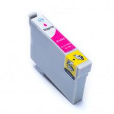 Cartucho de Tinta Compatível com EPSON TO1403 TX620FWD TX560WD T42WD - Magenta 17ml
