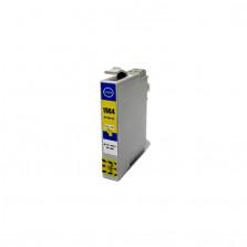 Cartucho de Tinta Compatível com EPSON TO1964 TO1944 XP204 XP214 - Amarelo 13,5ml